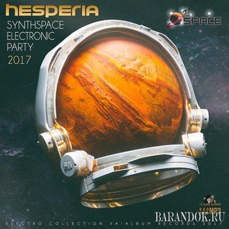 Hesperia: Synthspace Electronic Party (2017)