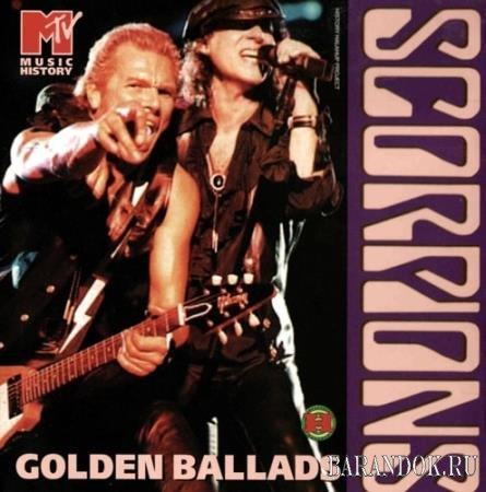 Scorpions -  Golden Ballads 2CD (2001)