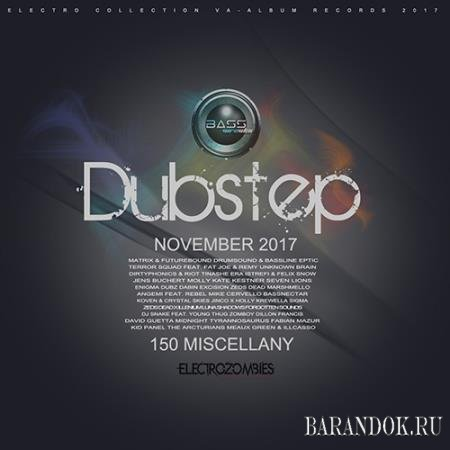 150 Dubstep Miscellany (2017)