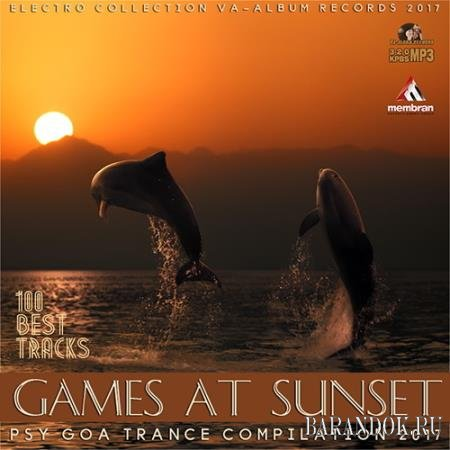 Games At Sunset: Psy Goa Trance (2017)
