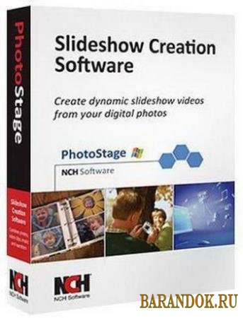 NCH PhotoStage Slideshow Producer Professional 5.03 Portable (Ml/Rus/2018)