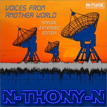 N-THONY-N - Voices from Another World (EP) (2018)