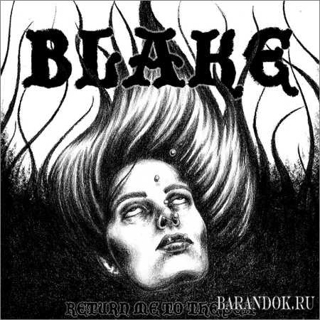 Blake - Return Me To The Sea (2018)
