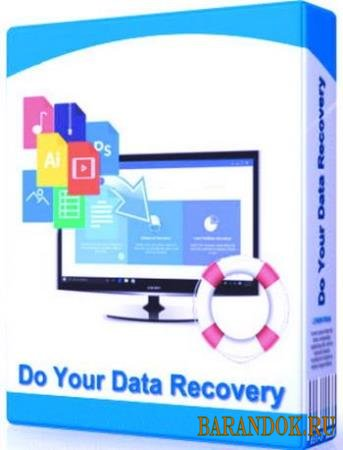 Do Your Data Recovery 6.6 Technician + Portable