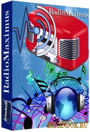 RadioMaximus 2.23.6 RePack/Portable by TryRooM