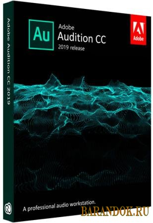 Adobe Audition CC 2019 12.0.1.34 RePack by KpoJIuK