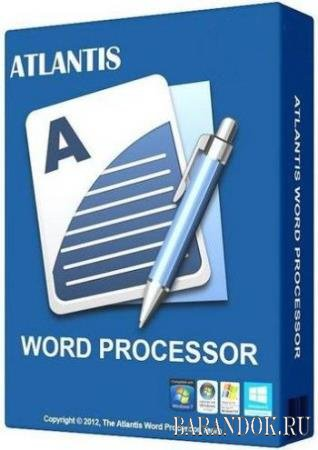 Atlantis Word Processor 3.2.13.4
