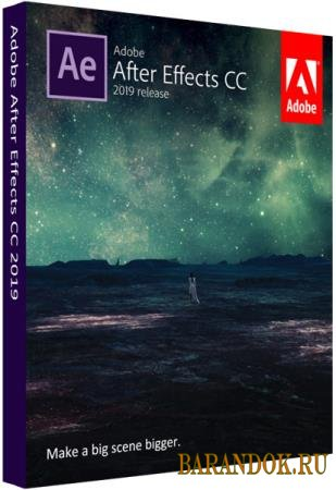 Adobe After Effects CC 2019 16.1.2.55